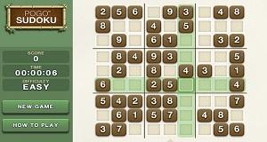 Pogo™ Sudoku - Play Pogo™ Sudoku at Pogo com
