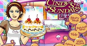 Cindys Sundaes