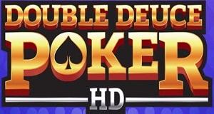 Pogo Double Deuce Poker HD
