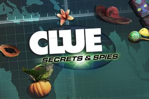 Pogo CLUE Secrets & Spies